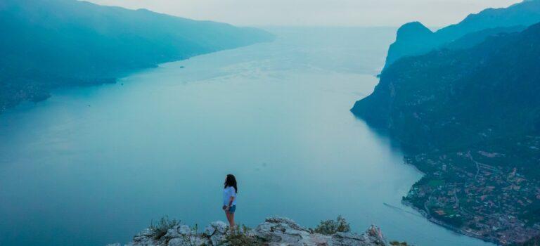 Tag sporten med på ferie ved Gardasøen