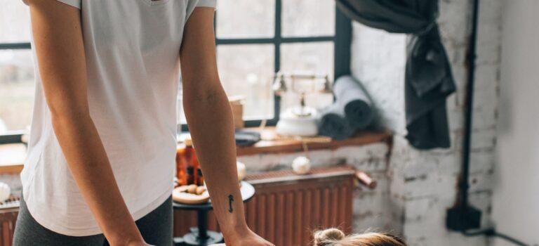 Brug massageudstyr fra Nordic-wellness.dk efter din træning